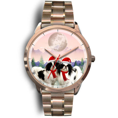 Japanese Chin Christmas Special Wrist Watch-Free Shipping