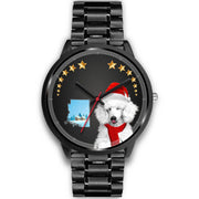 Poodle Arizona Christmas Special Wrist Watch-Free Shipping