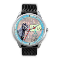 Amazing Cane Corso Dog Pennsylvania Christmas Special Wrist Watch-Free Shipping