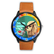 Cute Poodle Dog Pennsylvania Christmas Special Wrist Watch-Free Shipping