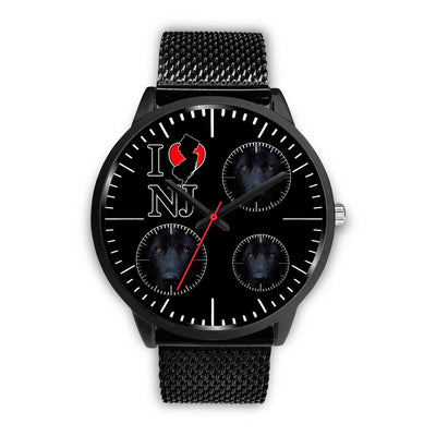 German Shepherd Dog New Jersey Christmas Special Wrist Watch-Free Shipping