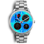 Labrador Retriever New Jersey Christmas Special Wrist Watch-Free Shipping