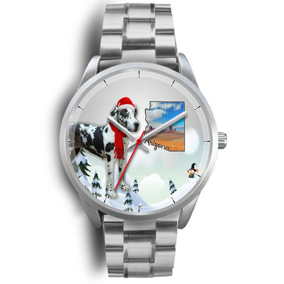 Great Dane Arizona Christmas Special Wrist Watch-Free Shipping