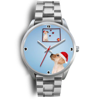 Labrador Retriever Colorado Christmas Special Wrist Watch-Free Shipping