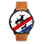 Dachshund Dog Christmas Special Wrist Watch-Free Shipping