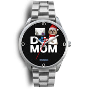 Shih Tzu Dog Colorado Christmas Special Wrist Watch-Free Shipping