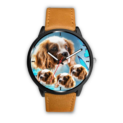 Amazing Cavalier King Charles Spaniel Print Wrist Watch - Free Shipping