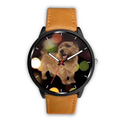 Norfolk Terrier Print Wrist Watch-Free Shipping