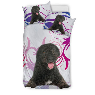 Spanish Water Dog Print Bedding Sets-Free Shipping