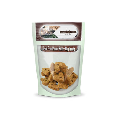 Peanut Butter Grain Free Dog Treats