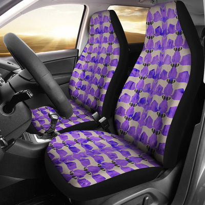 English Mastiff Dog Pattern Print Car Seat Covers-Free Shipping