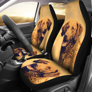 Chesapeake Bay Retriever Dog Print Car Seat Covers-Free Shipping