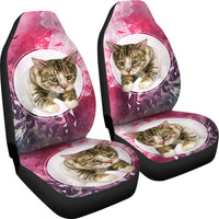 Amazing American Shorthair Cat Print Car Seat Covers-Free Shipping