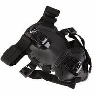 Harness Chest Strap For GoPro Hero 6 5 4 3 SJCAM SJ5000 SJ7 Xiaomi Yi 4K Lite H9 Dog Fetch Belt Mount for Go Pro Accessory