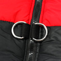 Cold Weather Warm Jacket for Small Medium and Large Dogs