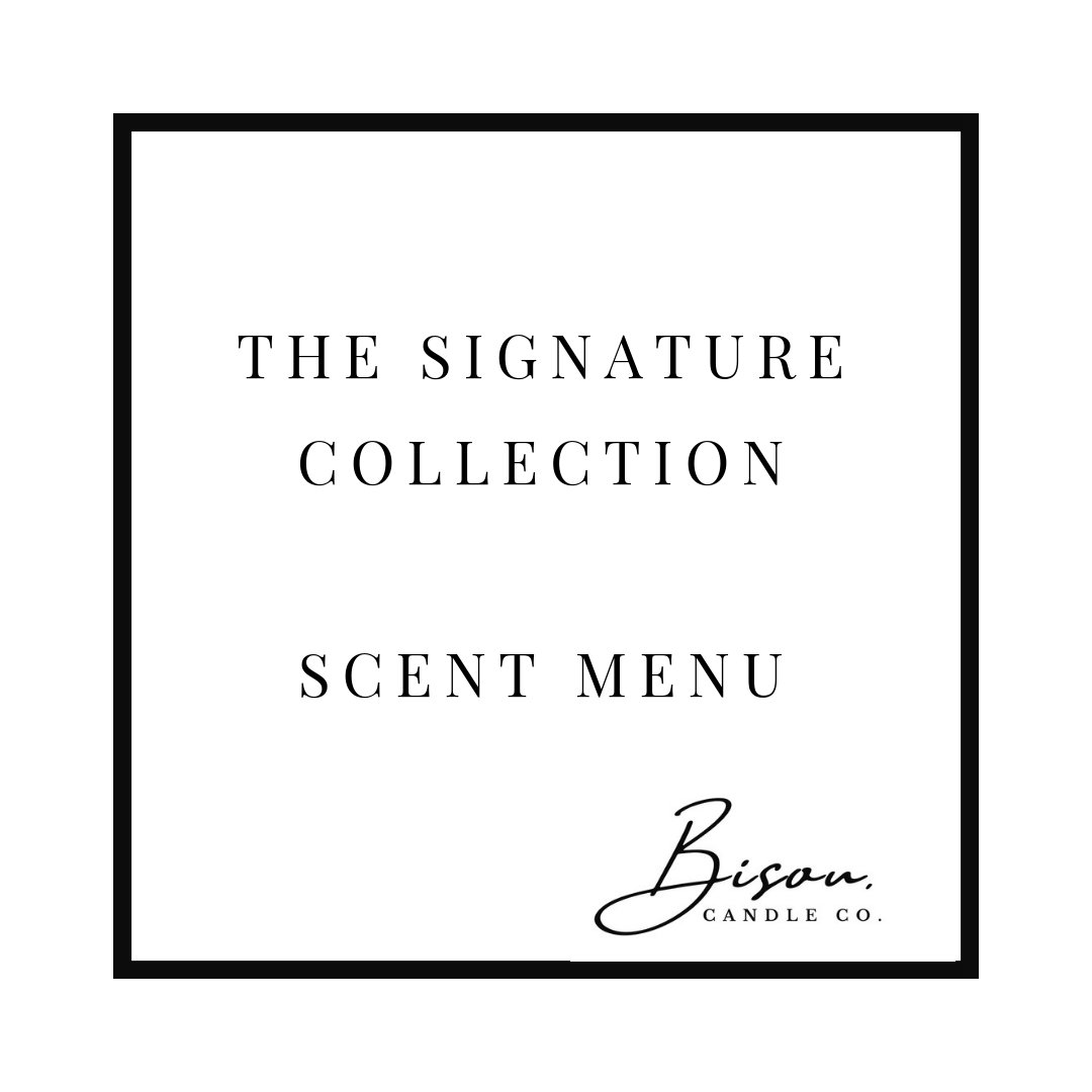The Signature Menu