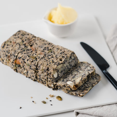 Flourless Seed Bread