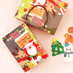 Christmas Gift box and packaging