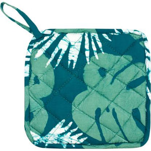 Home Fair Trade Pot Holder-Kakum Green