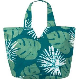 Tote Organic Cotton Fair Trade kakum Evergreen