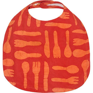 baby Fair Trade organic Bib Utensils