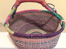 Load image into Gallery viewer, Home fair Trade Bolga Basket large