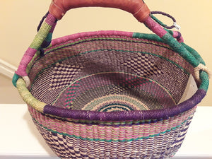 Home fair Trade Bolga Basket large