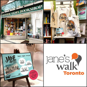 Pen Jar Productions teams up with Jane's Walk Toronto