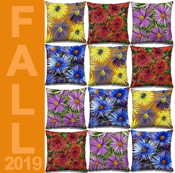 Fall Themed Pillows