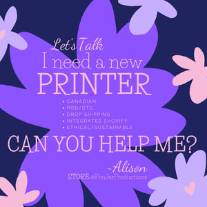 I'm looking for a new printing partner
