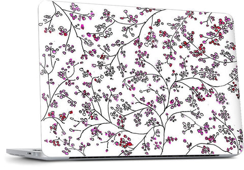 The Cherry Blossom Laptop Skin from PenJarProductions.com