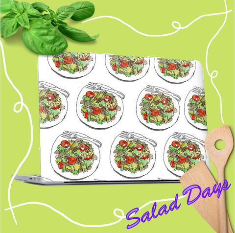 Salad Days Laptop Skin by PenJarProductions.com