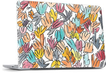 Flower Power MacBook Skin