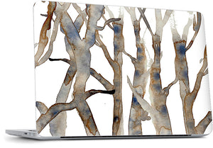 Spring Branches MacBook Skin