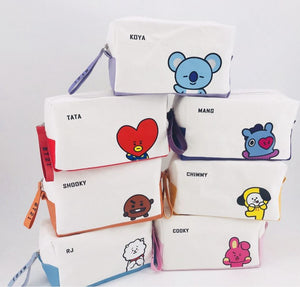 BT21 Federtaschen - HQ Pencil Case