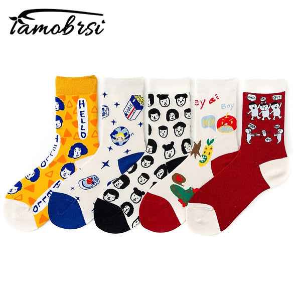 Super Warme Harajuku Socks (Seoul Style)