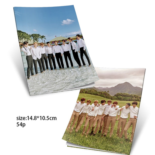 EXO HD Hawaii Photobook