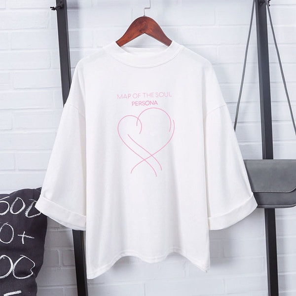 Map of the Soul Persona Sweatshirt (3 Farben)