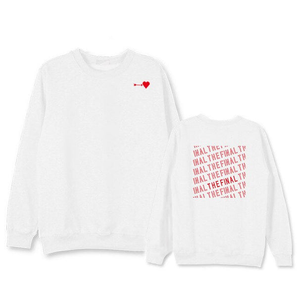 Limited Release: BTS The Final Pullover