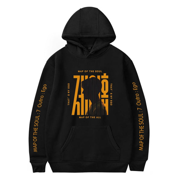 Outro: Ego MAP OF THE SOUL 7 Boyfriend Hoodie