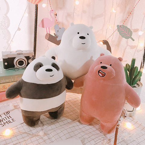 25cm Monsta X We Bare Bears