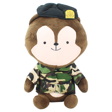 "Korean Drama ""Descendants of The Sun"" Brown - in 40 cm"