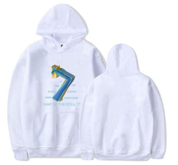 2020 Drop: BTS Map of the Soul 7 Hoodie