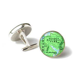 Acadia National Park Cufflinks
