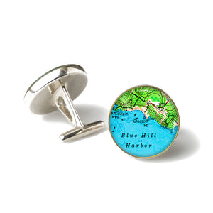 Blue Hill Closson Point Cufflinks