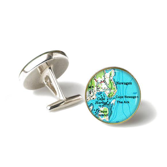 Boothbay Newagen Cufflinks