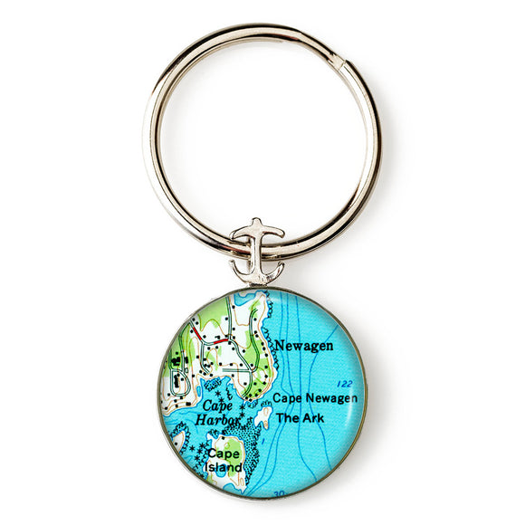Boothbay Newagen Key Ring