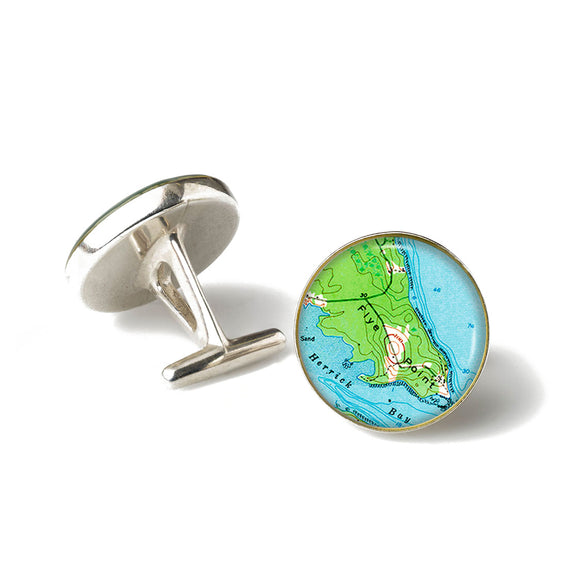 Brooklin Flye Point Cufflinks