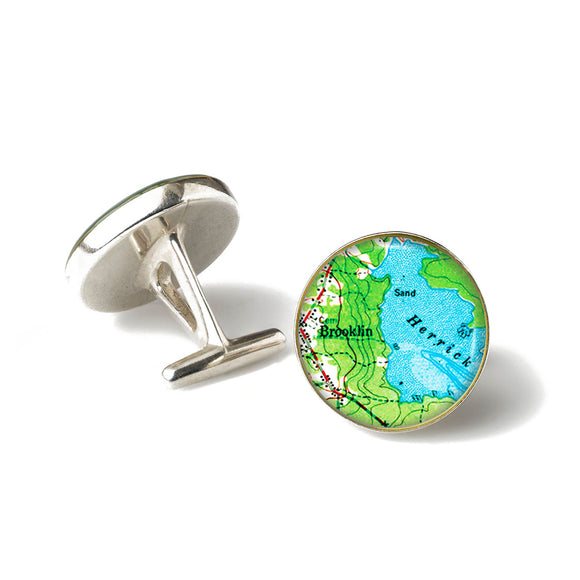 Brooklin Cufflinks