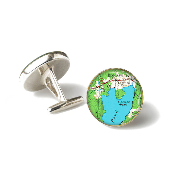 Brooksville Cufflinks